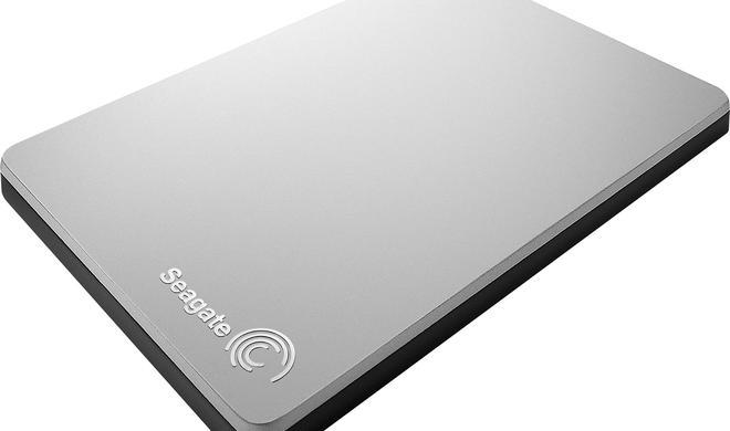 Begrenztes Angebot: Seagate Backup Plus Slim 2 TB reduziert