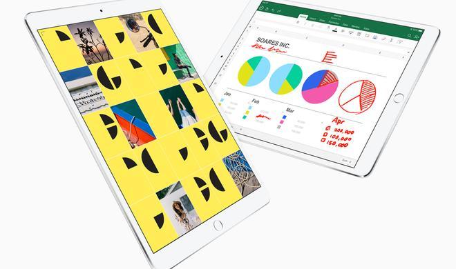 Das neue iPad Pro macht dem MacBook Pro in Benchmarks Beine