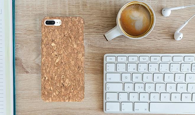 hardwrk Premium Kork Case für das iPhone zum Schnapperpreis