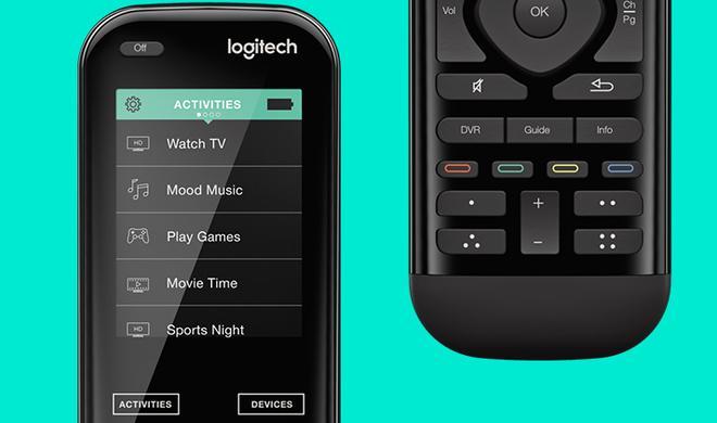 Eine für fast Alles: Logitech Harmony 950 Universalfernbedienung reduziert