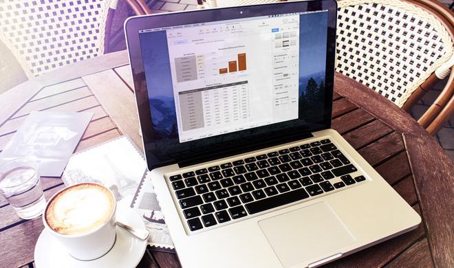 Numbers am Mac: So ermitteln Sie schnell Summen und Mittelwerte