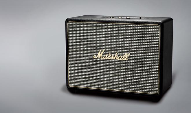 Bluetooth-Lautsprecher mit mehr Wumms: Marshall Woburn reduziert