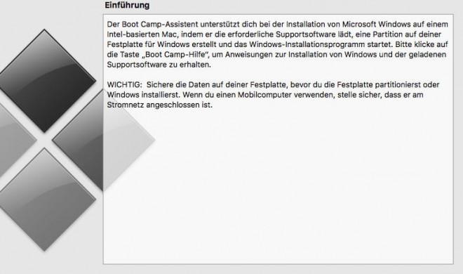 Windows auf dem Mac - so einfach geht's!
