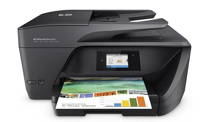 Noch schnell einen Drucker kaufen: HP OfficeJet Pro 6960 günstig