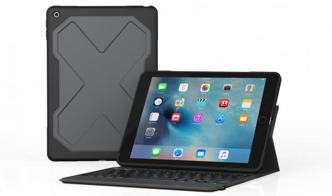 Unkaputtbares Bluetooth-Keyboard für das neue iPad