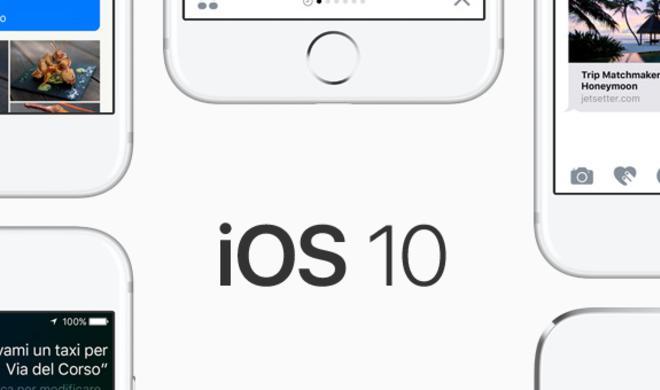 Downgrade-Stopp: Apple signiert iOS 10.3.1 nicht länger