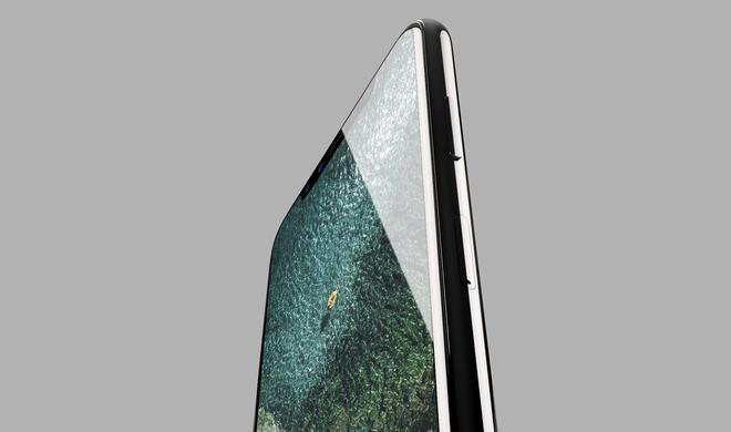 Kaum Rand, mehr Display - Das iPhone 8 soll neue Referenz für randlose Smartphones werden