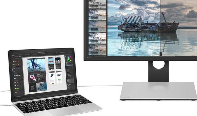 Benq PD2710QC im Test: 27-Zoll-Monitor mit integriertem USB-C-Dock für Mac-Anwender