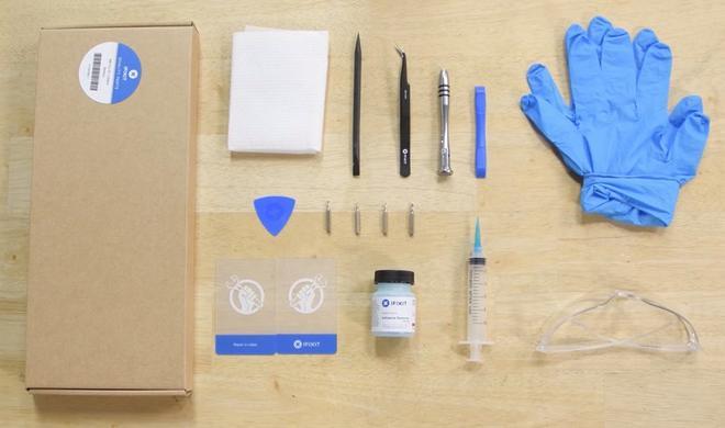 Preiswert: iFixit mit Ersatzakkus für MacBook Pro mit Retina Display