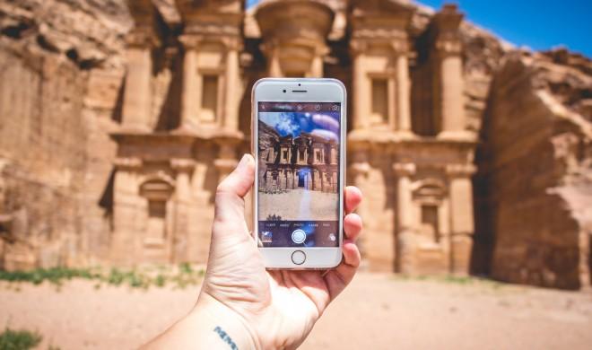 So durchsuchen Sie Ihre Fotos nach Landschaften und Objekten auf dem iPhone