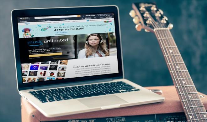 Amazon nicht kampflos gegen Apple Music: 4 Monate Musik zum Schnäppchenpreis