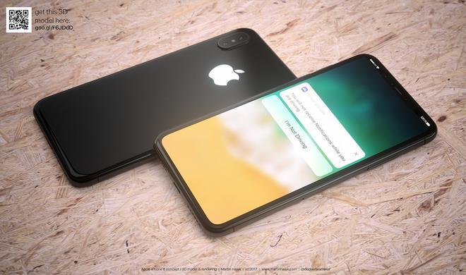 Verkehrte Welt: Das iPhone 8 als Samsungs Bestseller