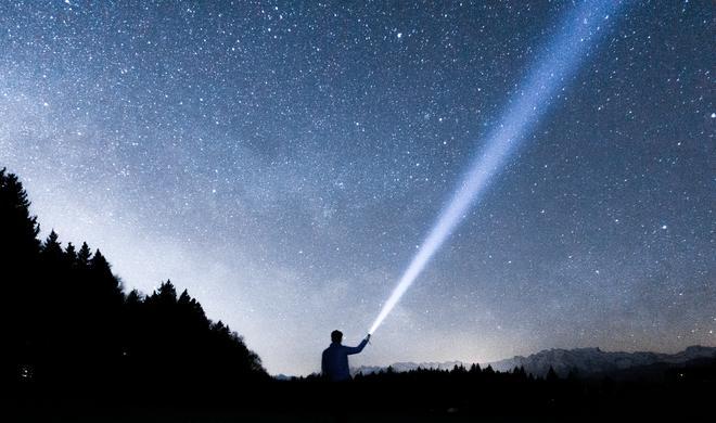 So ändern Sie die Helligkeit der iPhone-Taschenlampe