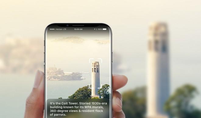 iPhone 8 soll mit 3D-Laser für AR-Features ausgestattet sein
