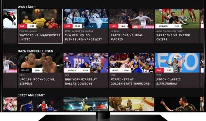 """""""Speakers' Corner"""": DAZN – alle Sportarten, eine Plattform"""