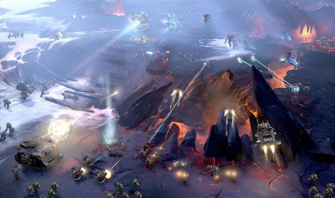 Dawn of War 3 für Mac im Test: Episch in Echtzeit