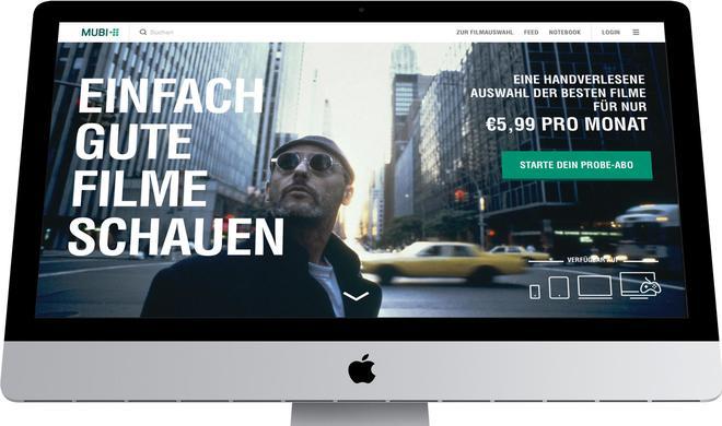 Streaming für Cineasten: Kino-Alternativen für Apple-Fans