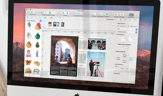 Grafikprogramme am Mac für Einsteiger: Sei dein eigener Designer!