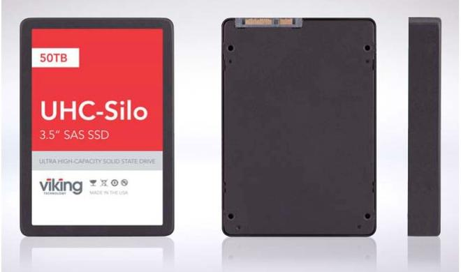 SSD mit 50 TByte Kapazität angekündigt