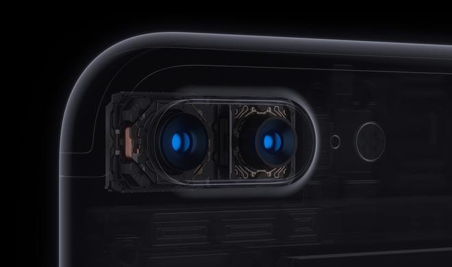 So verhindern Sie den Objektivwechsel bei Videoaufnahmen am iPhone 7 Plus