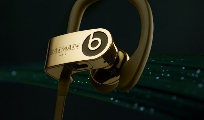 Beats by Dr. Dre und Balmain präsentieren neue Kollektion an Kopfhörern