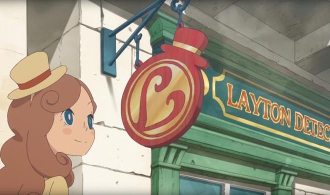 """Neuer Rätselspaß mit Prof. Laytons Tochter: """"Layton's Mystery Journey"""" für iOS erschienen"""