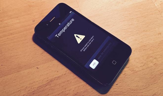Hausbrand durch iPhone: Versicherung verklagt Apple