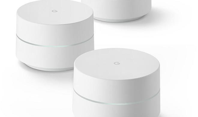 Google Wifi im Test: Formschöner Sorglos-Router auch für Apple-Anwender geeignet?