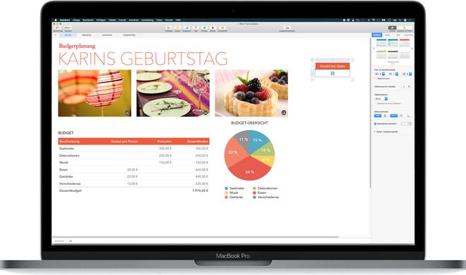 Numbers: So gelingt der Einstieg in die Excel-Alternative von Apple