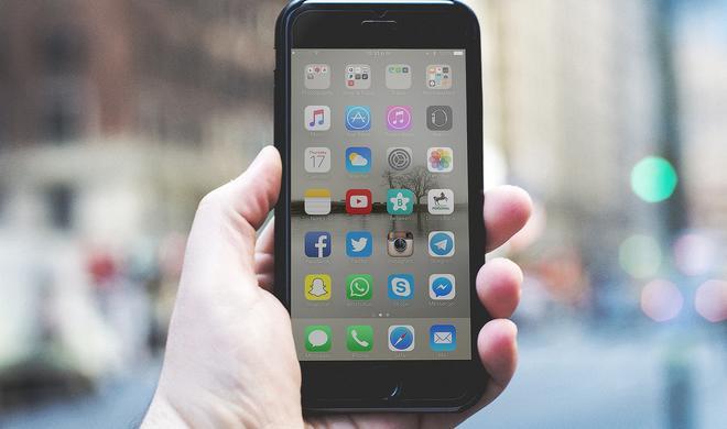 So entfernen Sie Apples Systemapps vom iPhone