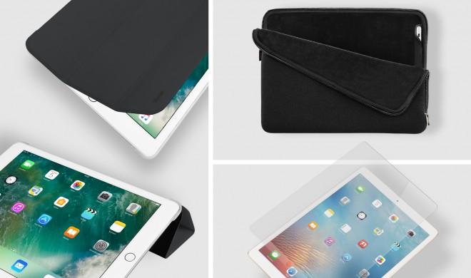 Auch das iPad Pro will gut geschützt sein