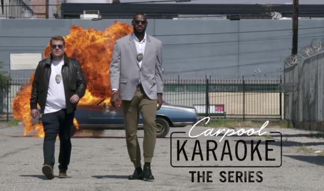 Carpool Karaoke: Kultserie startet am 8. August auf Apple Music