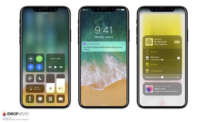 iPhone 8: Apple Pay funktioniert mit der Gesichtserkennung