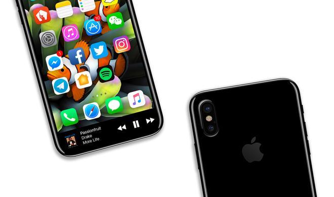 "iPhone 8 mit ""Smart Camera""-Feature?"