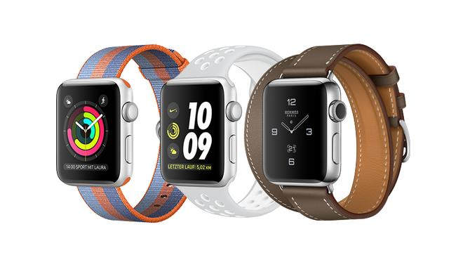 Apple Watch nicht mehr auf Platz 1