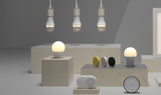 Trådfri: Ikeas smarte Lampen ab Herbst mit Siri steuern