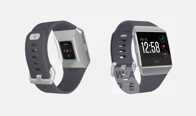 Fitbits neue Konkurrenz zur Apple Watch