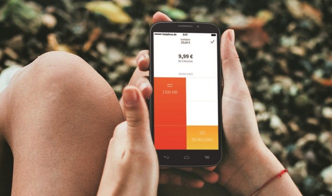 Vodafone CallYa Flex auch für iPhone-Nutzer interessant