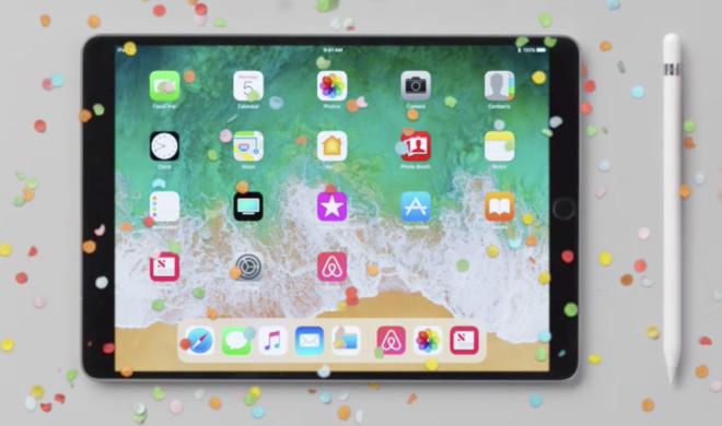 iOS 11 und iPad Pro: Apple zeigt sechs neue Videos