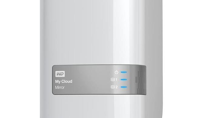 NAS mit zwei Festplatten günstiger: WD My Cloud Mirror reduziert
