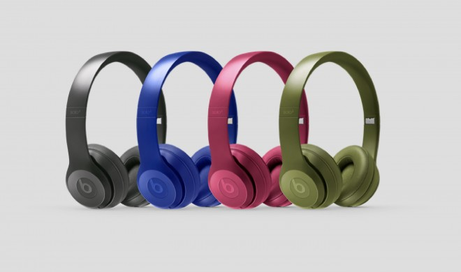 Beats-Kopfhörer in vier neuen Farben