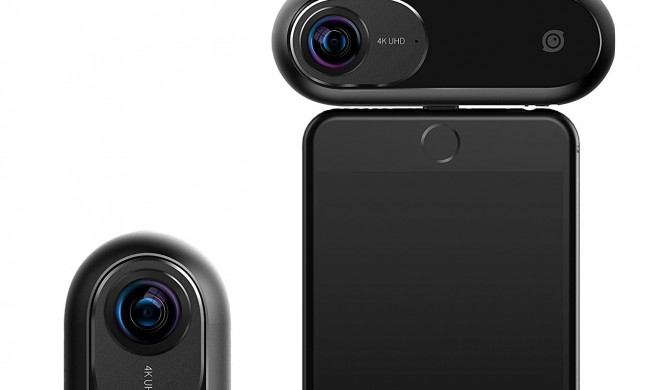 Insta360 ONE: Neue iPhone-360-Grad-Kamera von hardwrk