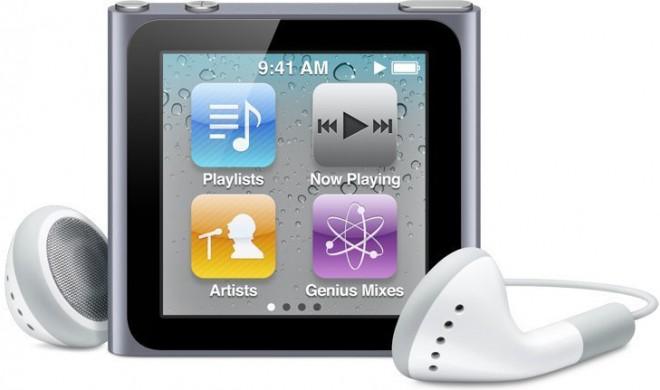 iPod nano 6G darf jetzt nicht mehr kaputt gehen