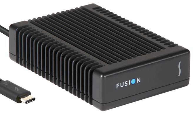 Superschneller SSD-Speicher für Profis: Fusion Thunderbolt 3 PCIe Flash-Laufwerk mit 1 TB Speicher vorgestellt