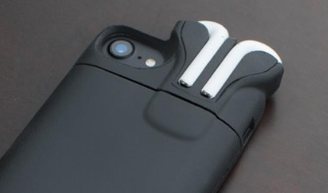 Pebble-Gründer stellt PodCase vor: Schutzhülle für iPhone + AirPods