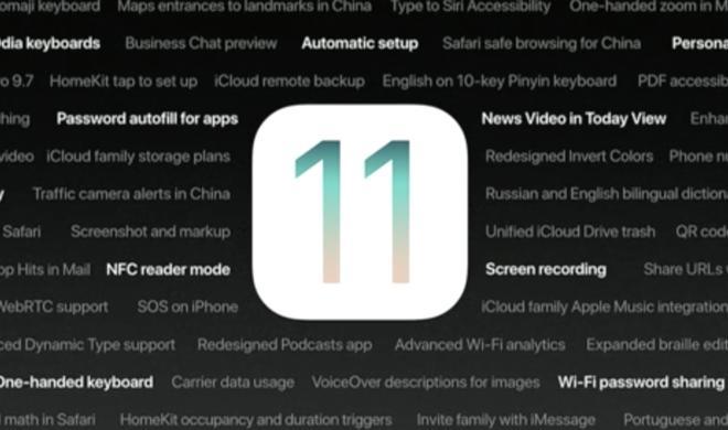 iOS 11: 11 pfiffige Neuerungen im Detail