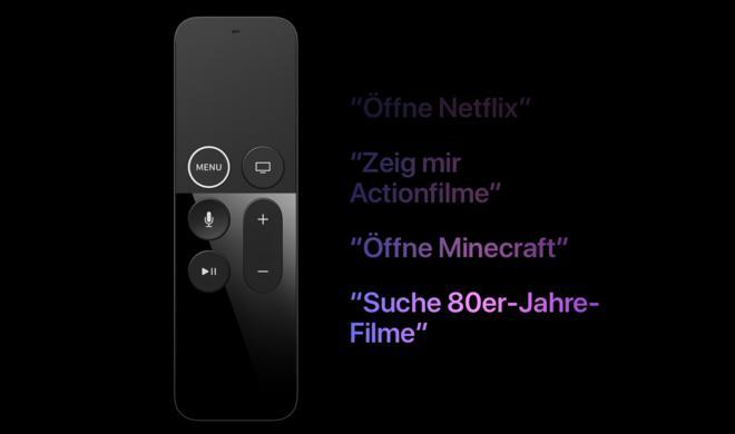 Apple TV 4K: Siri Remote günstiger und mit neuem Menü-Button