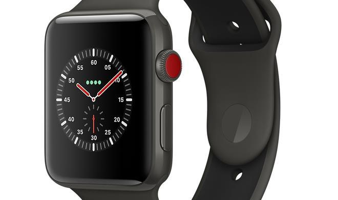 Apple Watch Series 3 mit LTE beliebter als erwartet