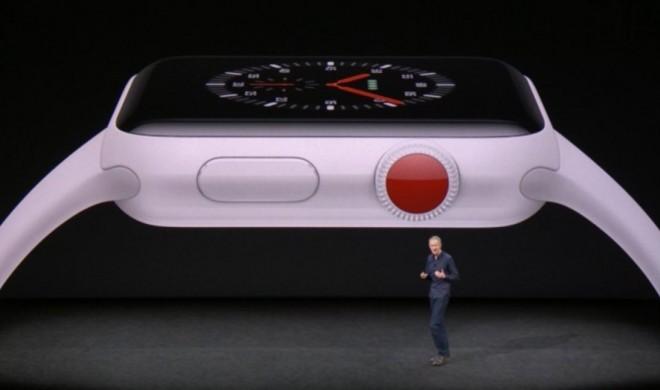 Apple Watch Series 3 mit LTE macht schon Probleme