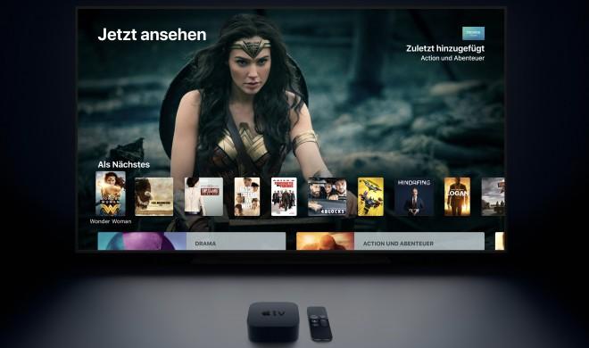 Apple TV 4K: Diese Filme sind bereits in 4K verfügbar